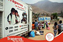 Ayuda Social / Beneficiamos comunidades y familias de bajos recursos en Lima y provincias