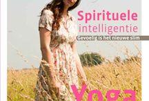 Mindfulness, spiritualiteit & tot rust komen / Bladen over mindfulness, spiritualiteit, yoga, zen en tot rust komen.