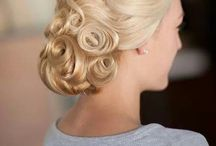 Hair - Fancy / Updo's for weddings / or Fancy parties / by Sayuri