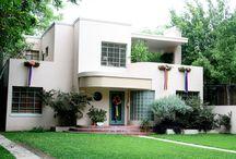House Art Deco Architecture
