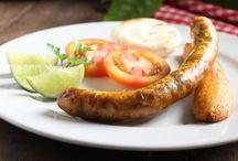 Restaurante de comida paisa / El Rancherito es un restaurante que ofrece la mejor comida tradicional antioqueña, con todo el sabor paisa.