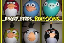 Party :: Angry Birds ::
