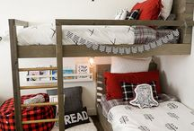 Shared kids room inspirations