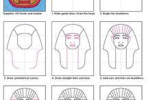 Stey by Step drawing tutorials for kids / How to draw anything step by step