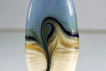 From glass and ceramics art to polymerclay / Taking inspiration from glass and ceramics art.