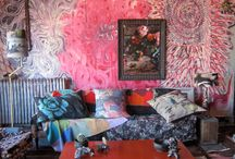 Eclectic interiors / A few things to pick up from being an individual