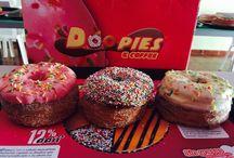 Cronuts / Mitad donuts, mitad croissants...de ahí nacen los Cronuts y los nuestros están deliciosos.
