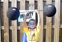 Casey Bday-- Superhero!! / Pin ideas for Casey's birthday