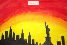 Y08 Urban - City Skyline