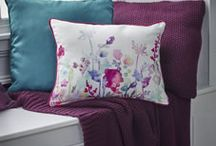 Wilko   Reflections / Reflections is all about adding a touch of femininity and elegance to your interiors. The collection harmonises an array of warm colours with soft teals, pinks and purples with classic floral accessories.