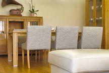 Dubový nábytek