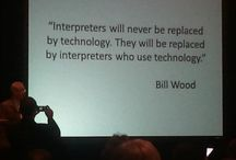To be an interpreter