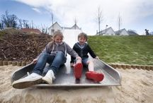 School Playgrounds / Inspirations for school play equipment from Jupiter Play