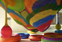 Needles and Yarn / by Kim Edgar-Lane