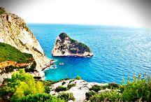 Δυτικές Ακτές της Ζακύνθου / Zakynthos West Coast
