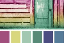 Color Theory : Striking Pieces
