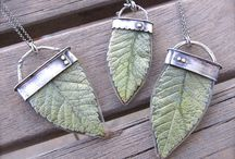 Leaves jewelry and other