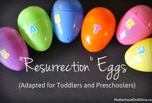 Easter Ideas / by Natalie Chan