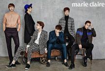 VIXX || 빅스 / 6 Boy's: Ravi, Leo, HongBin, N, Hyuk, Ken