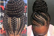 hair styles for Ryah