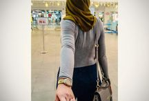 Hijab style and Me / Tolerance, styl, passion for fashion.