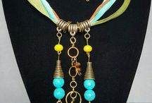 collares/necklace  by Mari Rico