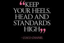 Quotes from Coco Chanel