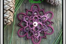 Needle Tatting  / by Betty Tow
