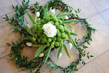 Funeral Flowers (for Florists + Floral Designers) / Sympathy and Funeral designs, ideas and inspiration.