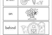 Teaching Grammar / Useful material for helping young learners learn grammatical concepts.