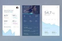 mobile ui -health-