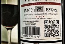 Wine Back Labels / Back labels of wine bottles tasted by SocialVignerons.com