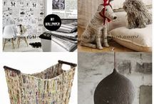 Recycling and Upcycling / by Shiri Wine