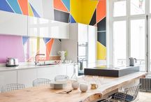 Cool ideas / Unusual, cool, original home decor ideas. All kind of inspirations and inspiring things about design.