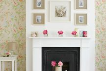 Wooden Mantelpieces