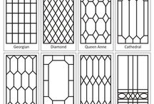 Stained glass & Mosaics