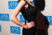 Catya Maré, New red carpet pics from recent music award appearances