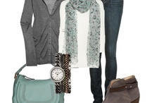 clothing styles I like / by Nicole Buettner