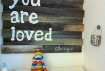 kids decor / by Irma Lippert
