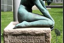 Art - Cemetery