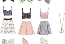 dresses and skirts / *** i'm so fancy *** / by devon.♡