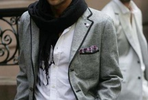 Sharp Dressed Man / Cuz class is for men and swag is for boys / by Sara Alexander