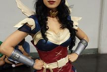 Cosplay / besides being good reference for drawing, cosplay is awesome