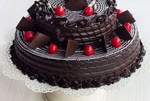 Cakes /  Buy / send cakes online in India from our heavenly delicious cake like chocolate cake, black forest, pineapple, vanilla, butterscotch, strawberry, dark chocolate, fresh fruits n cherries toppings, blueberry and many more delicious flavors at Talash.com. We  have designer cakes that are garnished with cake fondant, frosting and perfect icing, chocolate curls and chips. Explore our vast catalog of cake and options to choose the perfect cake that suits your occasion.