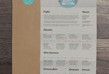 Creative Resume & CV