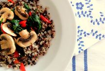 quinoa + cicer + pohanka + ryža natural