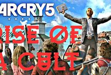Far Cry 5 - The Rise of a Cult (FC5)