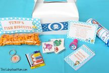Octonauts birthday / Party planning for August's 2nd birthday