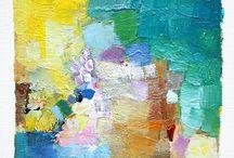 Paint brush / Painting and art