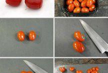 prikkerplank recepten / Heerlijke hapjes voor op de prikkerplank